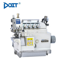 DT5114EXT-03/333 Máquina de coser overlock de alta velocidad de lecho de cilindro de alimentación diferencial superior e inferior