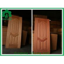 New Style Solid Wooden Door Manufacturer Wood Veneer Door Skin