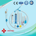 Double lumen Central Venous catheter Kit