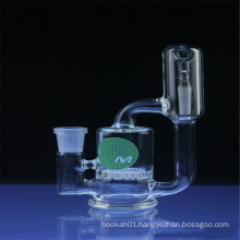 Recycling Maverick Glass Ash Catcher for Tobacco Wholesale (ES-AS-006)