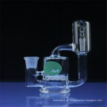 Reciclagem Maverick Glass Ash Catcher para Tabaco Atacado (ES-AS-006)