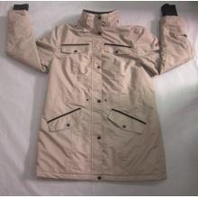 Yj-1076 Winter Windstopper Gefüttert Gelbe Softshell Jacke für Männer Herren