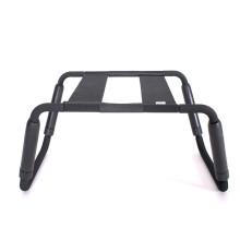 Sm Multi Positions Jeux de sexe portables en acier inoxydable Lounge Love Sex Chair