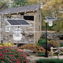6W LED All in One Solar Garden Light
