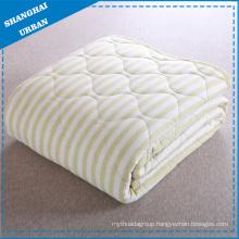Single Cotton Bedding Quilt Stripe Blanket