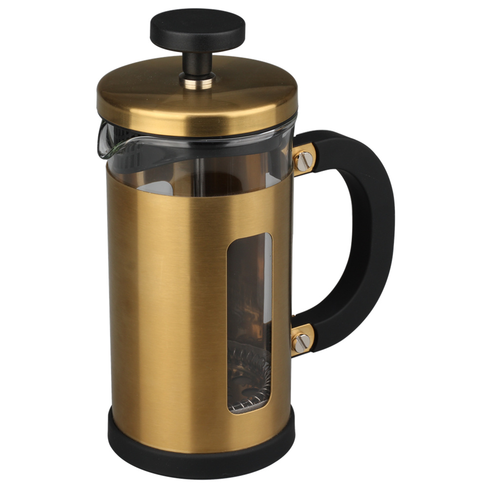 1000ml Clear Glass French Press