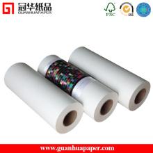 Sublimation de bonne qualité Papier de transfert de chaleur pour vêtements