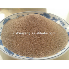 Australia Iluka zircon sand for refractory
