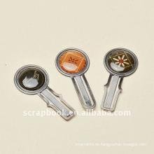 Wiederherstellen von Metall Büroklammern Metallclips Scrapbook basteln