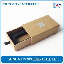 Alibaba Trade Assurance Luxo Impresso Produtos Eletrônicos Barato Gaveta De Papel Caixa De Embalagem