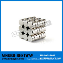 N38sh Grade Small Disc Neodymium Magnets
