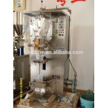 Máquina de embalaje de 500 ml de leche / Máquina de embalaje de bolsita de agua / Máquina de embalaje líquida