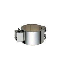 Screw barrel ceramic band heater for extrusion machine