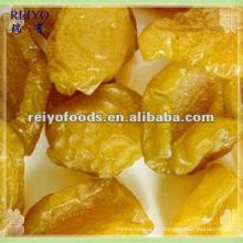 Frutos secos - mitades de pera picadas