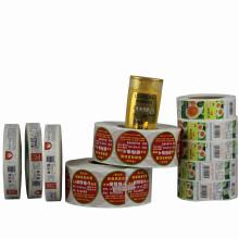 Wholesales High Quality Self Adhesive Pet/PVC/Vinyl Label Sticker