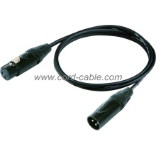 DMI Series M XLR to F XLR Microphone Cable
