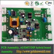 um conjunto de PCB de montagem de PCB com serviço completo de integração de sistemas