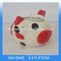 Набор керамической керамической посуды с популярной формой цыпленка