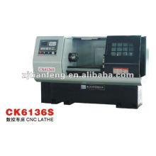 ZHAO SHAN CK-6136S torno CNC LATHE MACHINE TOOL preço baixo