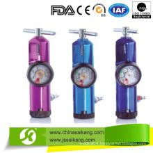 Amercian Style Aluminum Oxygen Regulator with Professional Service
