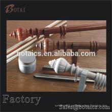 Barra de la cortina del diámetro de la barra de 28m m de China