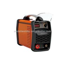 50 / 60HZ automatique DC monophasé IGBT mma machine à souder 250