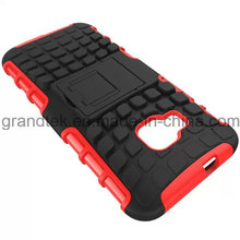 High Quality Shockproof Combo Case for HTC M9 Phone Accessories