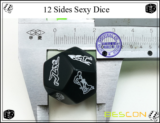 12 Sides Sexy Dice-4
