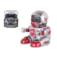 Multi-Function Siting Robot Plastic Toys