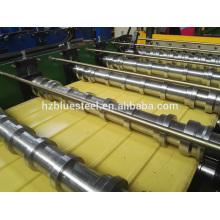 Machine de formage de rouleaux de feuille de panneau de nervure, R Roll Rolling Machine Prices, Machine à former des rouleaux Rollformer à vendre