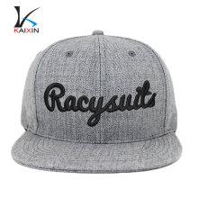 2017 OEM изготовленный на заказ выдвиженческий бренд snapback шляпы оптовая