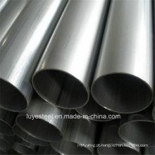 Tubo de aço frente e verso de tubo de aço inoxidável S32760