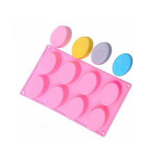 OEM  silicone soap loaf molds .