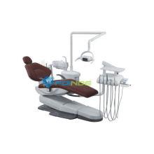 Unité dentaire montée sur chaise (NOM DU MODÈLE: KJ-918) --CE approuvé--