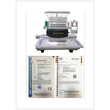 Máquina computarizada del bordado con el certificado de CE / SGS --- Wy1201CS