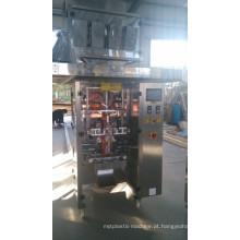 Máquina automática de embalagem vertical de grânulos, preenchimento e selagem