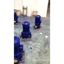 Pompe centrifuge haute pression horizontale série ISW