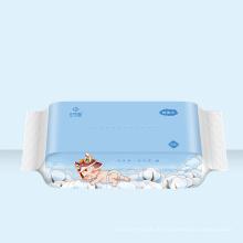 Lingettes sèches à double usage pour nettoyage jetable en tissu non tissé