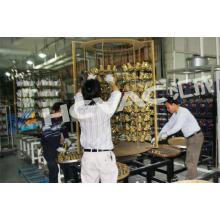 Ceramic Tableware Golden PVD Vacuum Coating Machine (for ceramic cups, ceramic plates, ceramic teapot)