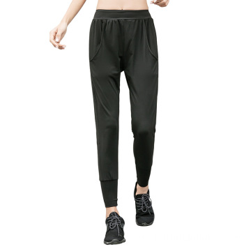 Cintura alta Yoga Workout Casual Loose pant