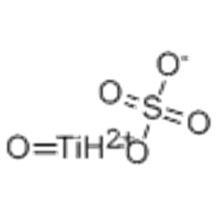 TITANIUM OXYSULFATE CAS 13825-74-6