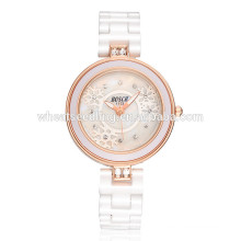Slim crystal poignet spécial ladies bling white color watches