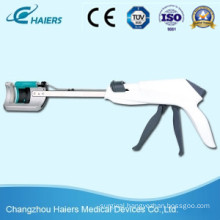 New Disposable Curved Stapler for Colorectal Surgery