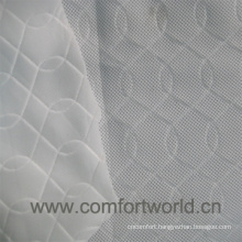 Quilted Mesh Fabric For Bedding