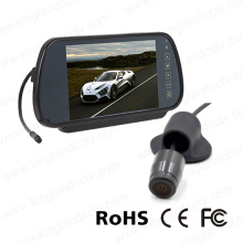 7inch Car Rear View Mirror Monitor Camera System