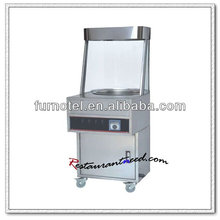 K505 Comptoir en acier inoxydable 1 chaudière Eletric Chestnut Roaster