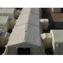 Fast Set Up Air Tight Inflatable Tent for Medical Emergency and Military