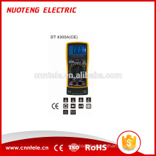 DT4300A(CE) Poular large screen multimeter