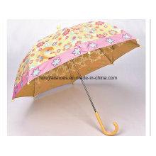 Kleine Blumendrucke: Kinderregenschirm
