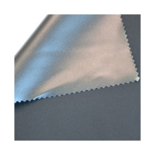 Factory Sale Twill Bonded 100% Polyester Fabric Water Resistance Stretch New material Fabric for Garment Outdoor